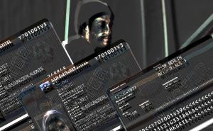 Visa-Diebstahl (Symbolbild)