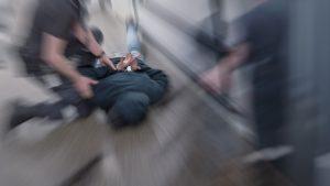 Kriminalitätsstatistik (Symbolbild: shutterstock.com/Thomas Andre Fure)